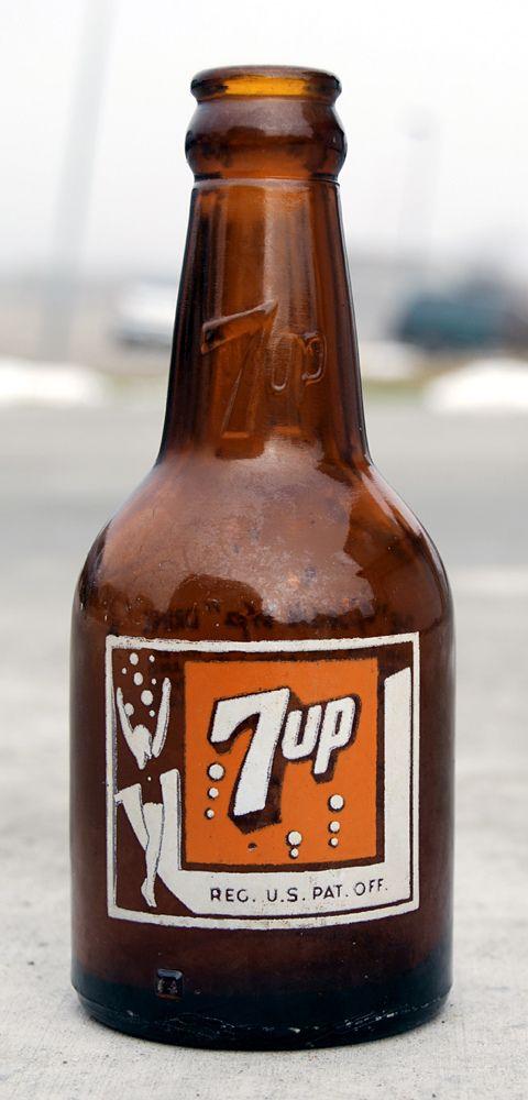 Dating old 7up bottles