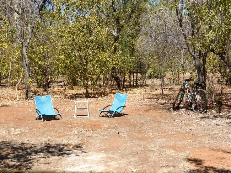 Home is where you make it! Jalmurark Camping Area near Mataranka NT.  See more visit http://ift.tt/2kdWymK  #jalmurarkcampingarea #mataranka #nt #camping #camper #nationalpark #outback #funny #relaxing