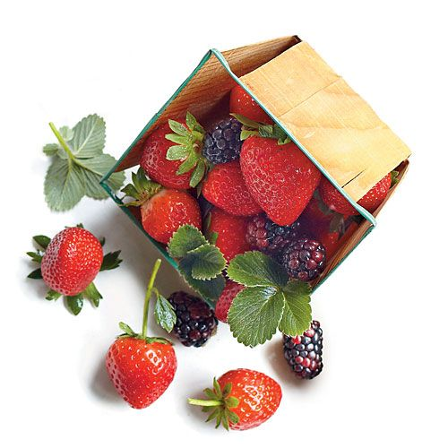 How to FREEZE a variety of berries - sliced, crushed, or pureed; dry sugar pack; quick freeze; syrup pack