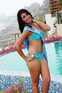 Beautiful Ecuadorian Women
