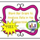 "This is a blank bar graph with 6 ""X"" spaces and 11 ""Y"" spaces. This blank graph has many uses!  Enjoy!..."