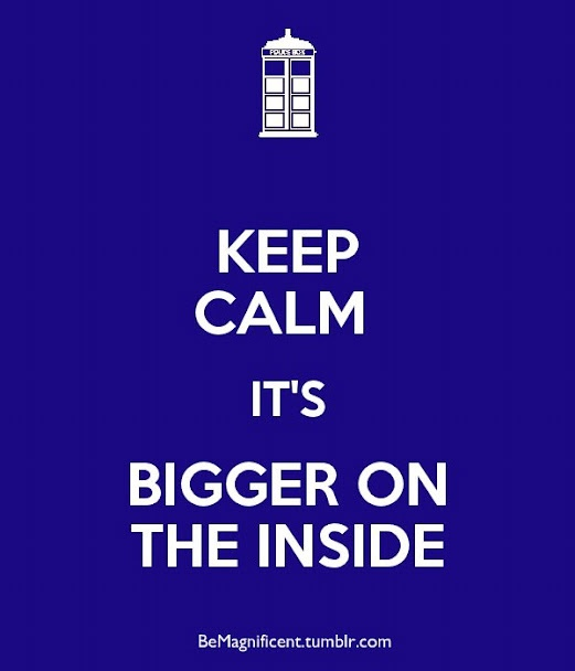 Doctor Who Keep Calms - Made by Miss Laurie of OFC