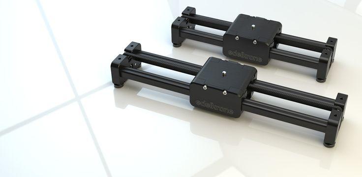 edelkrone - SliderPLUS v2 - Slider for DSLR Cameras - DSLR Slider