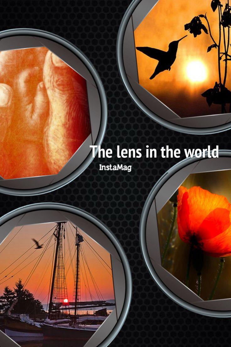 Lens on the world!