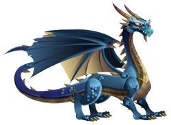 Blue Dragon   Image - Blue Dragon 3.png - Dragon City Wiki