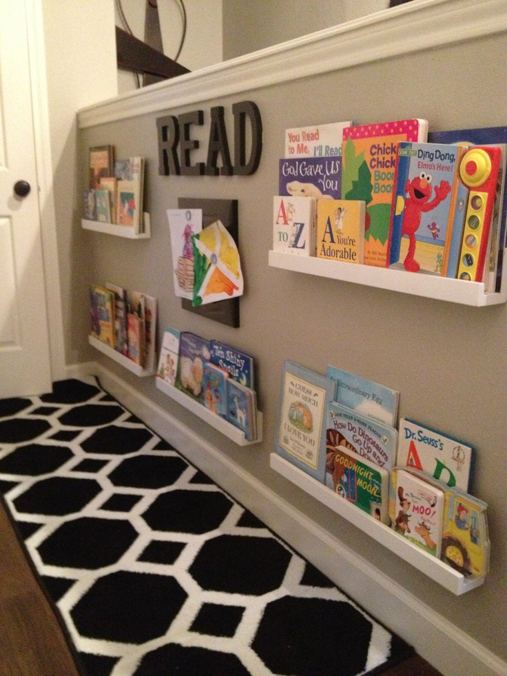 Other Images Like This! this is the related images of Wall Book Display