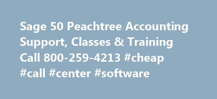 "Sage 50 Peachtree Accounting Support, Classes & Training Call 800-259-4213 #cheap #call #center #software http://arizona.remmont.com/sage-50-peachtree-accounting-support-classes-training-call-800-259-4213-cheap-call-center-software/  # What you'll find at Peachtree-Support.com We are a Certified Public Accounting firm, specializing in Sage 50 Peachtree Accounting online and telephone support and training for Sage 50 Peachtree users. Our support specialists are ""Sage 50 Peachtree Certified""…"