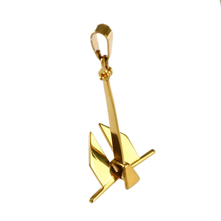 """1 1/8"""" Movable Danforth Anchor"""