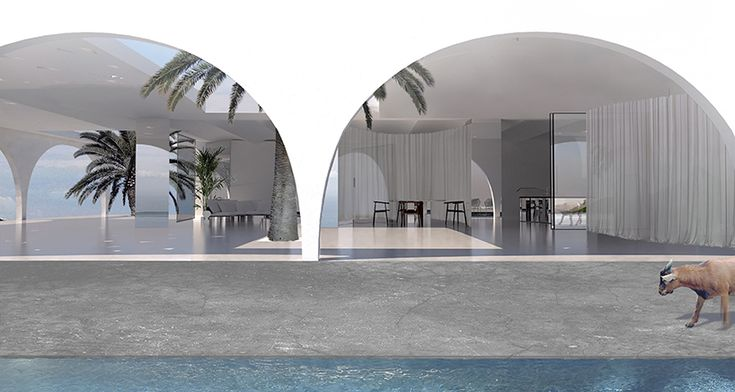 studio 314's main goal is to propose a new design embracing corfu's vernacular architecture, interpreted by a more contemporary design language.