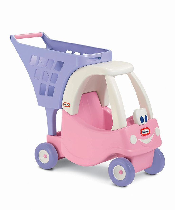 Look at this #zulilyfind! Little Tikes Princess Cozy Coupe Shopping Cart by Little Tikes #zulilyfinds