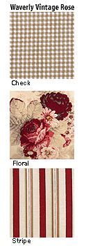 Norfolk Rose coordinating patterns Z