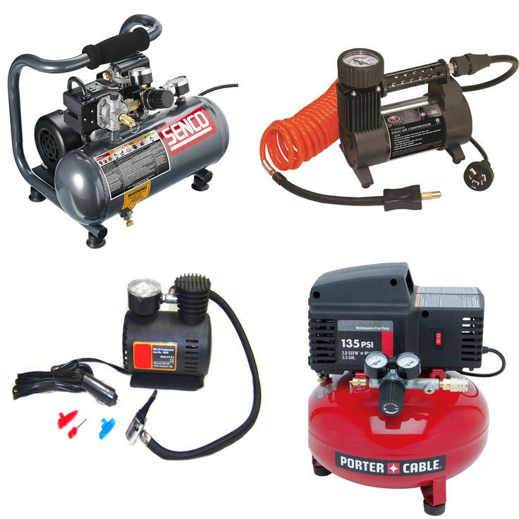 Quick guide to buying a small Air Compressor