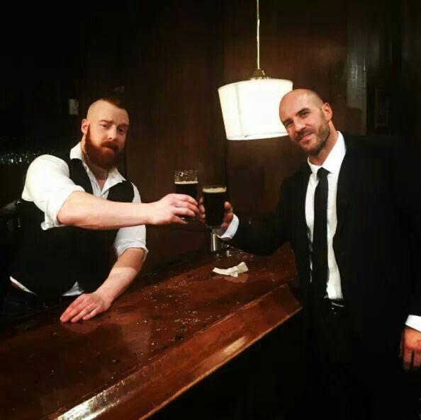 Cesaro & Sheamus