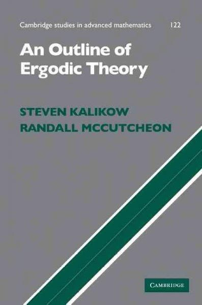 An Outline of Ergodic Theory