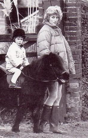 Diana and Harry