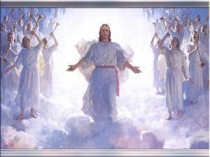 Akiane Kramarik Pictures Of Heaven | ... Akiane Kramarik. She was brought to heaven and met Jesus / YAHUSHUA