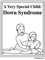 Down Syndrome Activities, Worksheets, Printables, and Lesson Plans