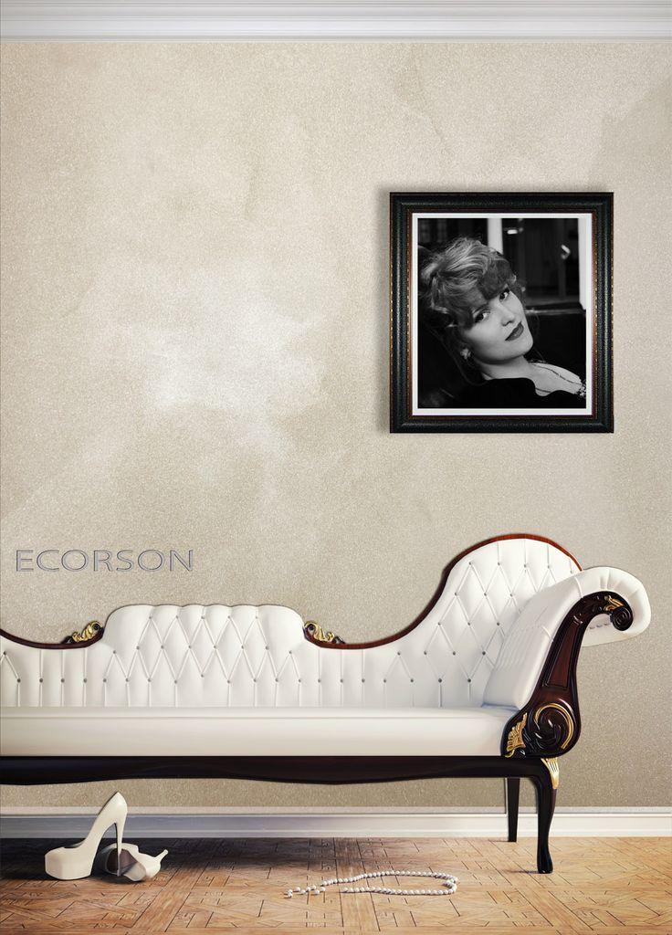 PERLAGRANDE to wyrazista dekoracja perłowo-brokatowa, stworzona min. na bazie żywic akrylowych i pereł, wodorozcieńczalna, przeznaczona do powierzchni wewnętrznych. http://luxinteriors.com.pl/portfolio/perlagrande