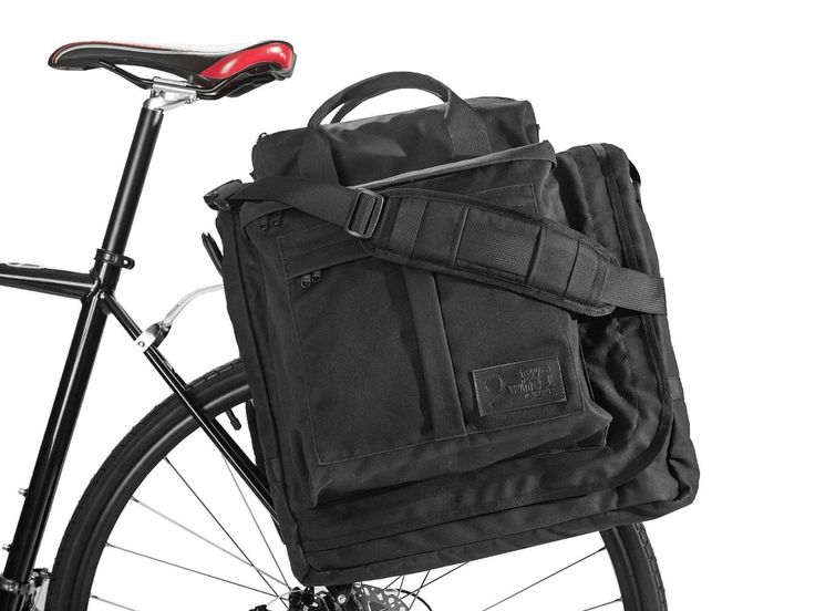 Garment Pannier - Executive 2.0 - Military Waxed Canvas
