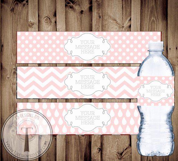 Blank Water Bottle Labels Best Of Blank Water Bottle Labels Instant Download Water Bottle Blank Water Bottle Labels Bottle Label Template Blank Water Bottles