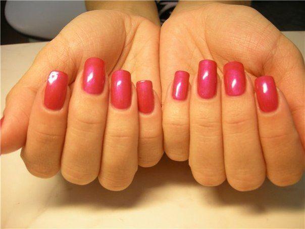 Гель лак (шеллак) — искусство натурального дизайна ногтей   Женский журнал Клуб красоты