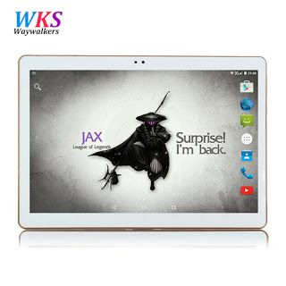 Waywalkers T805C 10 inch Tablet PC Octa Core 4GB RAM 64GB ROM Dual SIM Cards Android 5.1 GPS Tablets PCs Call phone Gifts MT6592 (32746623073)  SEE MORE  #SuperDeals