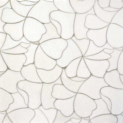 Artistic Tile | Chateau Collection | Esprit Blanc Mosaic