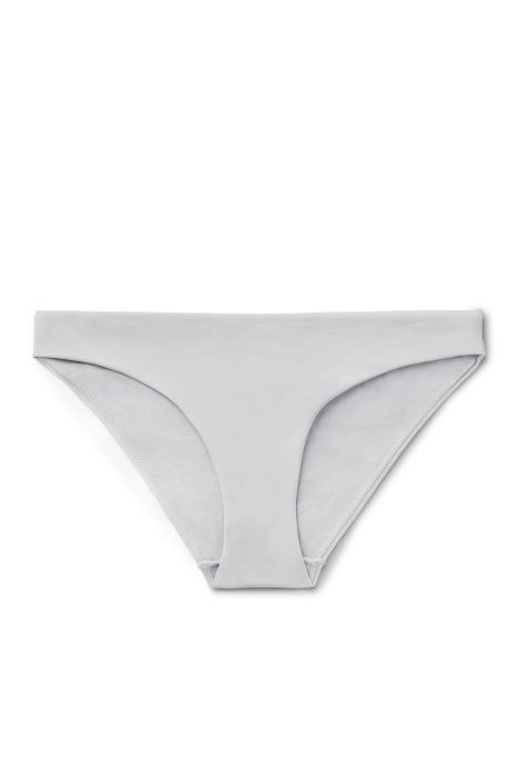 Weekday Nene Swim Bottoms in Grey Light
