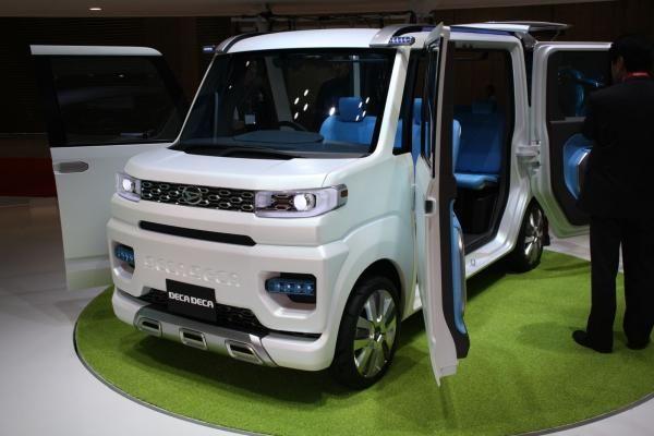 Mobil Konsep Daihatsu Imut-Imut Tapi Kabin Luas - Vivaoto.com - Majalah Otomotif Online
