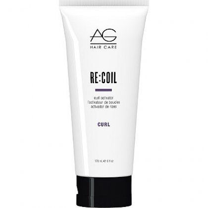 AG Hair Re:Coil Curl Activator (6 oz.) - NaturallyCurly