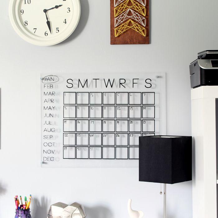 Diy Kitchen Calendar : Best dry erase calendar ideas on pinterest board