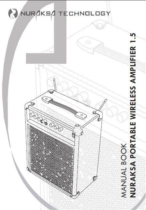 Amps design for Nuraksa