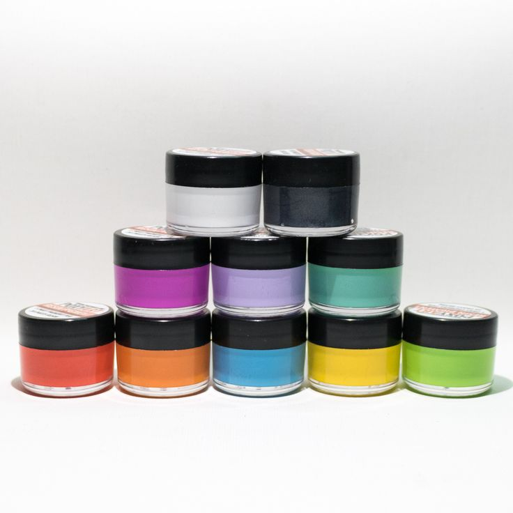 PoxyArt Resin Pigment Set