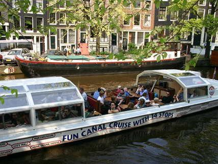 Amsterdam Stag Strip Boat Cruise #stagdo #amsterdamstag #stagamsterdam