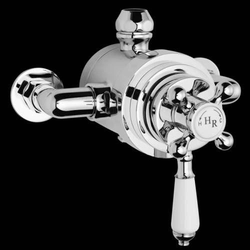 Dual Thermostat Duscharmatur Aufputz - Topaz - Image 1