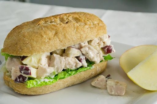 Orchard Chicken Salad Recipe on Yummly