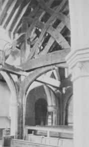 Horndon-on-the-Hill Church. 15th-century.