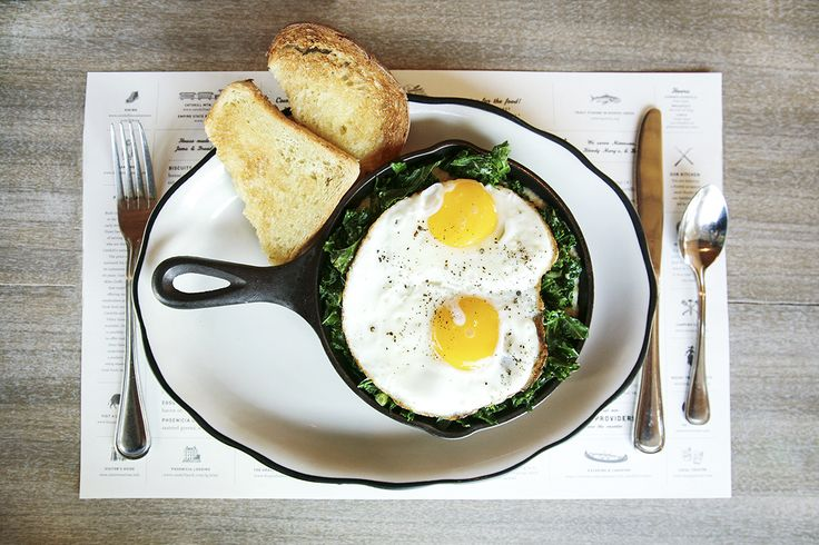 The Phoenicia Diner in The Catskills serves up many a dish in Lodge Cast Iron mini skillets!