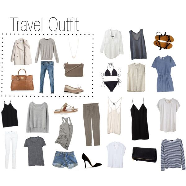 """A Sunny Travel Destination (+ Travel Outfit)"" by keelyhenesey on Polyvore"