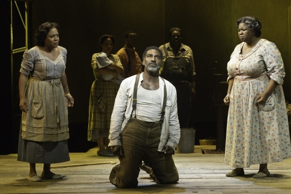 The Gershwins' Porgy and Bess Production Photos: Bryonha Marie Parham, Norm Lewis, NaTasha Yvette Williams