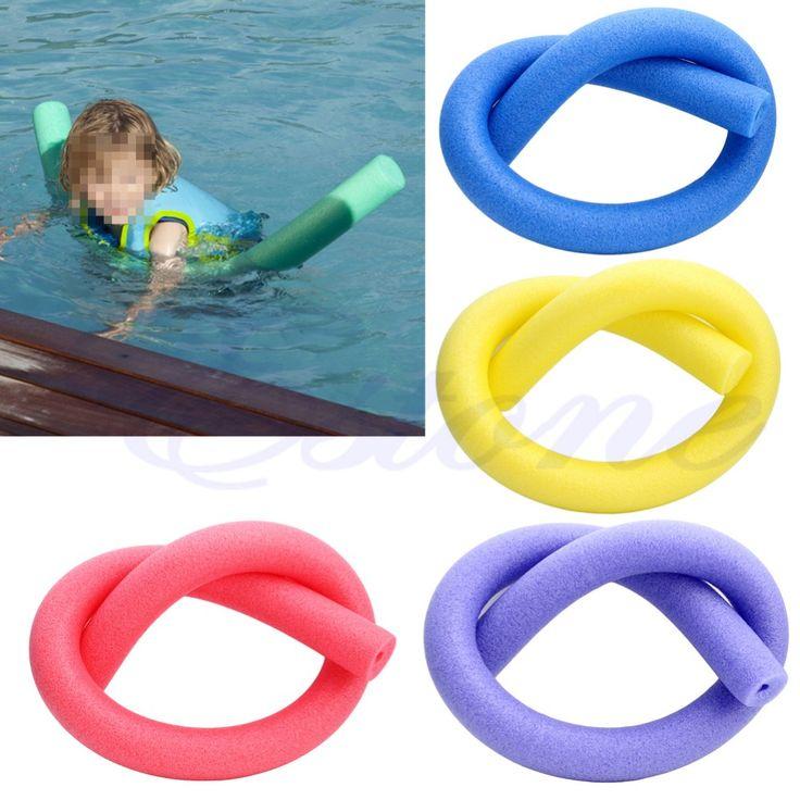 Riabilitazione Imparare A Nuotare Piscina Noodle Galleggiante Acqua Aid Woggle Nuotata
