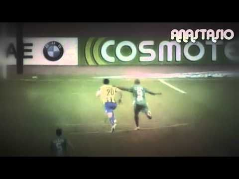 "Djibril Cisse Tribute ""In The End"" Panathinaikos"