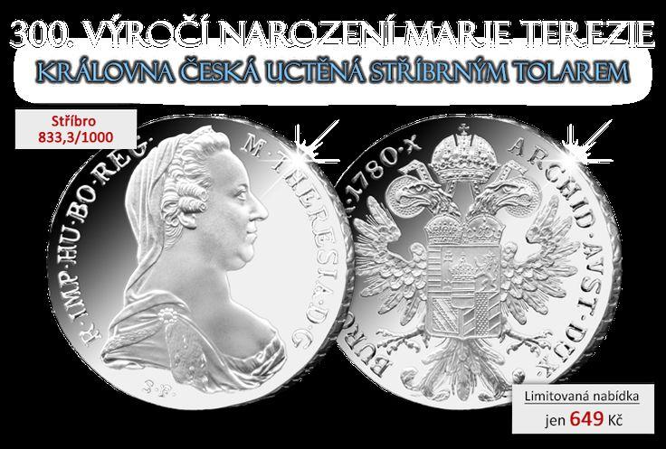 Tolar Marie Terezie - Austrian Mint