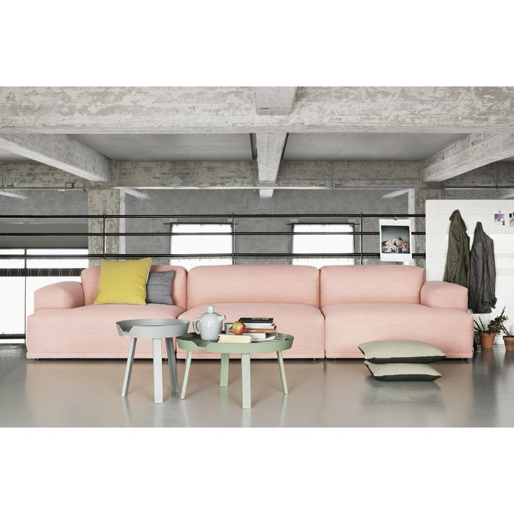 Anderssen U0026 Voll On The Design U201cConnect Is A Modular Seating System Based  On The