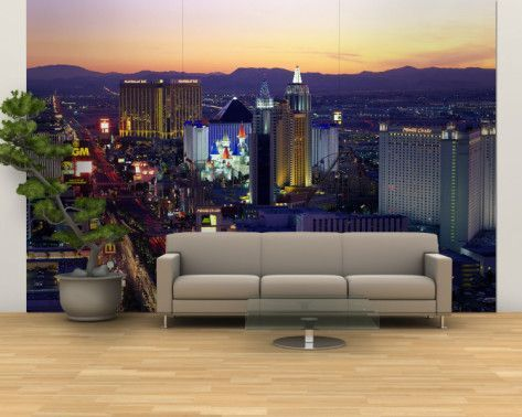 Las Vegas Wall Mural: Do It Yourself! Part 90