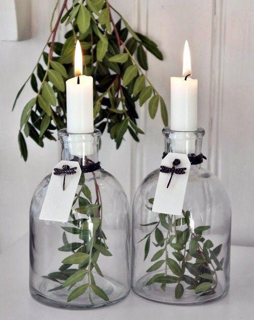 Wunderschöne Kerzenbeleuchtung für Ihre Verlobungsfeier – im freien diy dekorationen kreative ideen