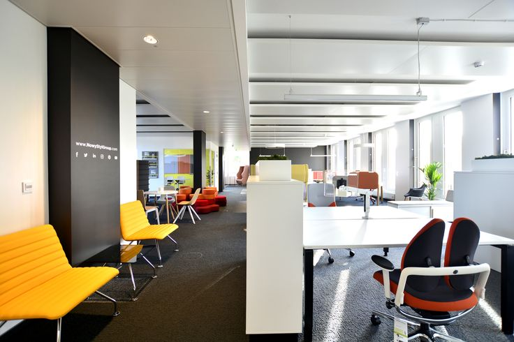 Now our clients and partners can get some office solutions inspirations in our new showroom in Frankfurt. It is our 7th showroom in Germany, in our biggest market. #MakeYourSpace #Office #OfficeDesign #OfficeSolution #Furniture #OfficeFurniture #Design
