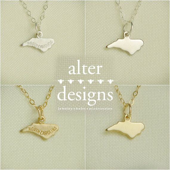 24 best state necklaces images on pinterest state necklace beat north carolina necklace north carolina state necklace unc tarheels state necklace nc state necklace best friend necklace the south aloadofball Gallery