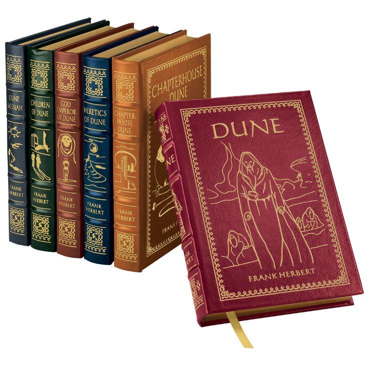 Frank Herbert's DUNE CHRONICLES | Easton Press