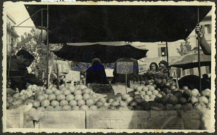 1950 #mercatiditraiano a #sancosimato